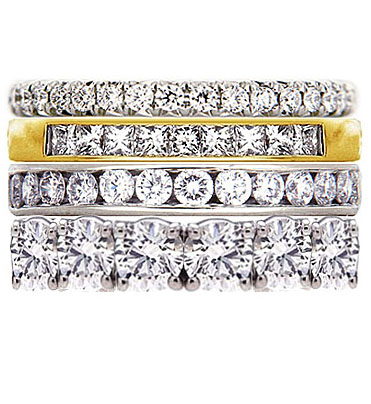 Design Your Perfect Stackable Rings