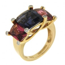 Gemstone color clarity and cut