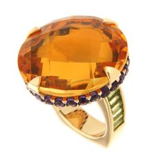 August 2016 Newsletter - Citrine The Color of Autumn