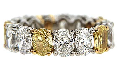 Article about Why Fancy Colored Diamonds Continue To Be Trendy