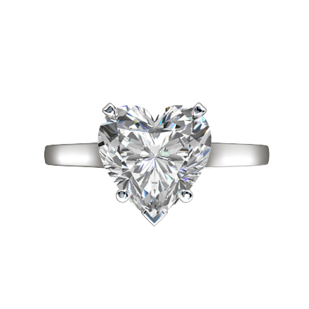 Your heart and your ring