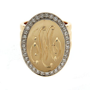 Signet Rings for the Men of Today