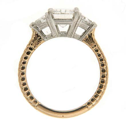 Best of Both Worlds in Two Tone Rings