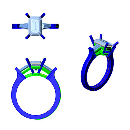 How Rings are Made - The Birth of Diamond Rings