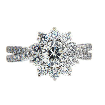 Features That Are New in Engagement and Wedding Rings This Year