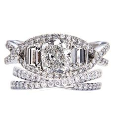 Engagement Rings after the Wedding
