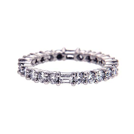 Matching Your Wedding Band with Your Engagement Ring