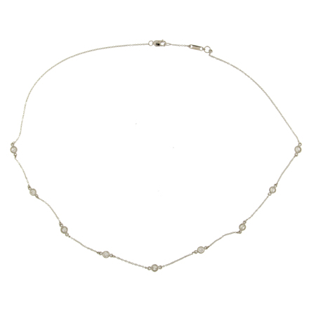 Diamonds By the Yard Necklace