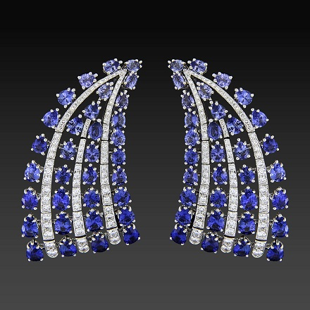 A Color Guide to Blue Sapphires