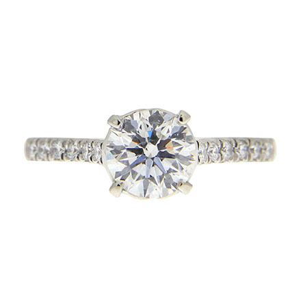 A Simpler Version of Color Grading in Diamonds