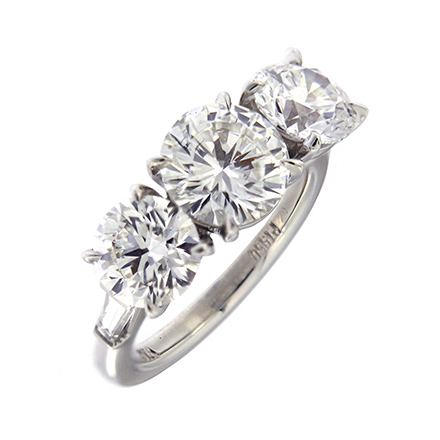 Why Should You Consider a Three-Stone Ring for an Engagement Proposal?