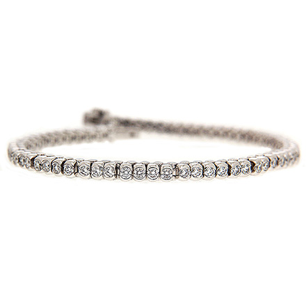 Tennis Bracelets That Will Leave You Breathless