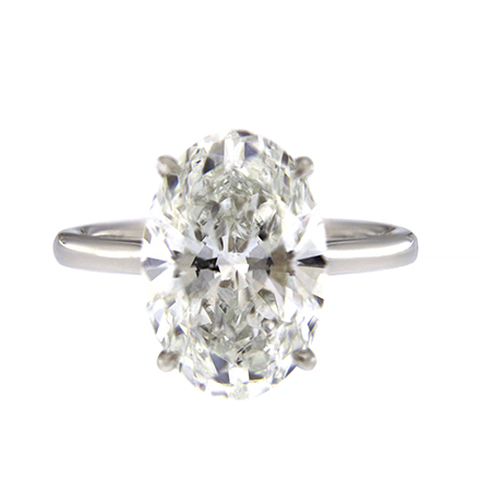Up Close with Solitaire Rings