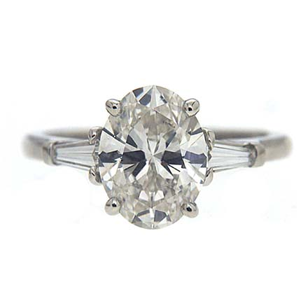 Diamond Clarity in Rings and Necklaces