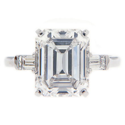 Introducing Step Cut Diamonds