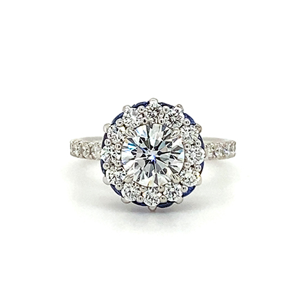 Accented Rings You Can't Help Falling For
