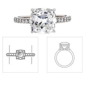 Engagement Ring Consultation with Jewelers